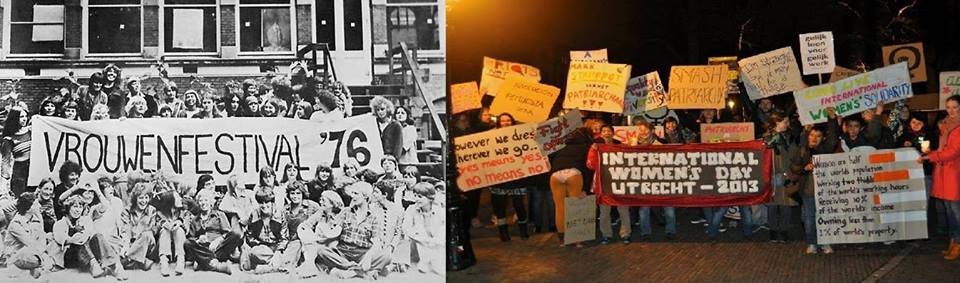 Generations of Feminist Movement in the Netherlands